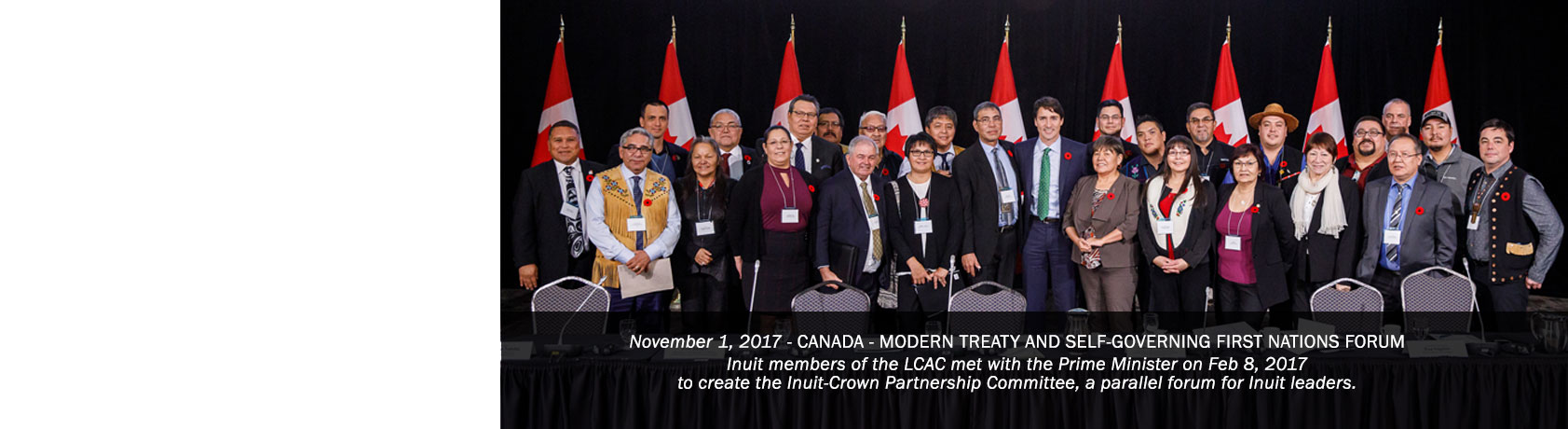 Canada - Modern Treaty and Self-Governing First Nations Forum