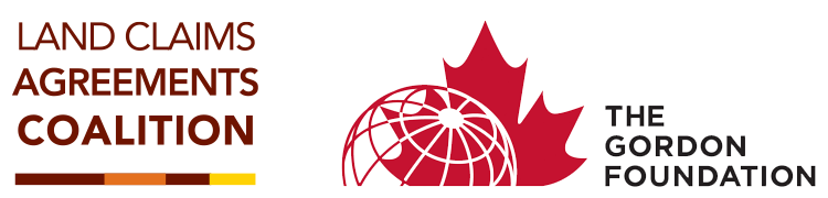 Land Claims Agreement Coalition - The Gordon Foundation logo